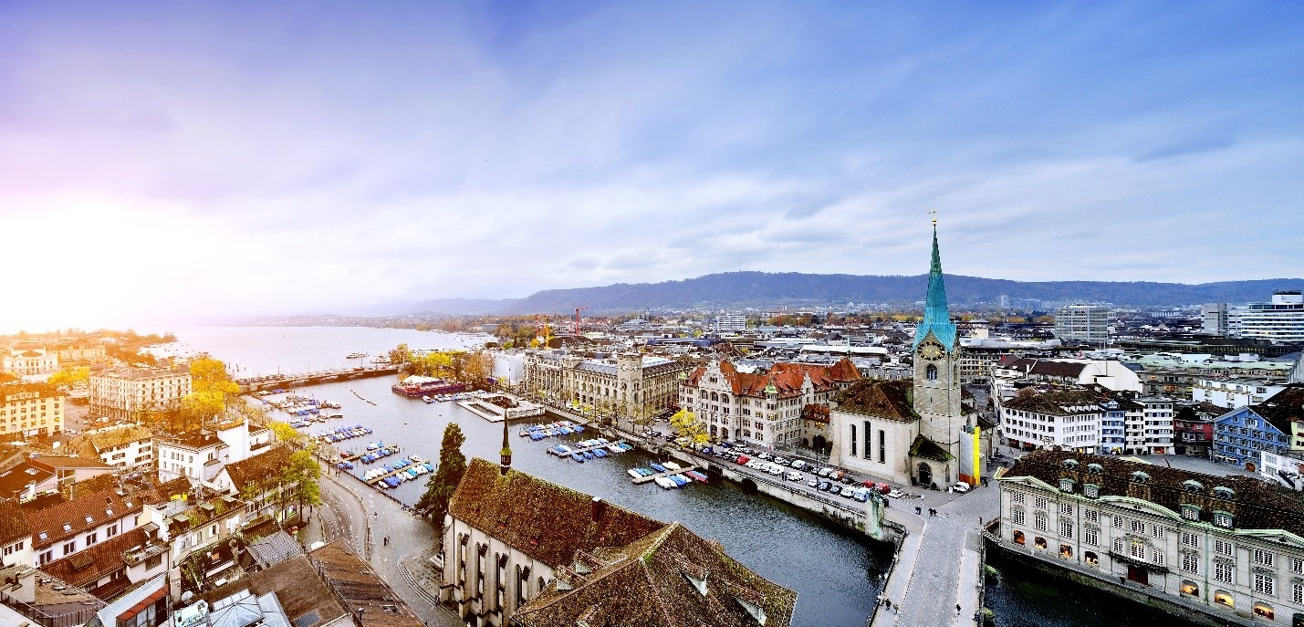 Microsoft Azure available from new cloud regions in Switzerland