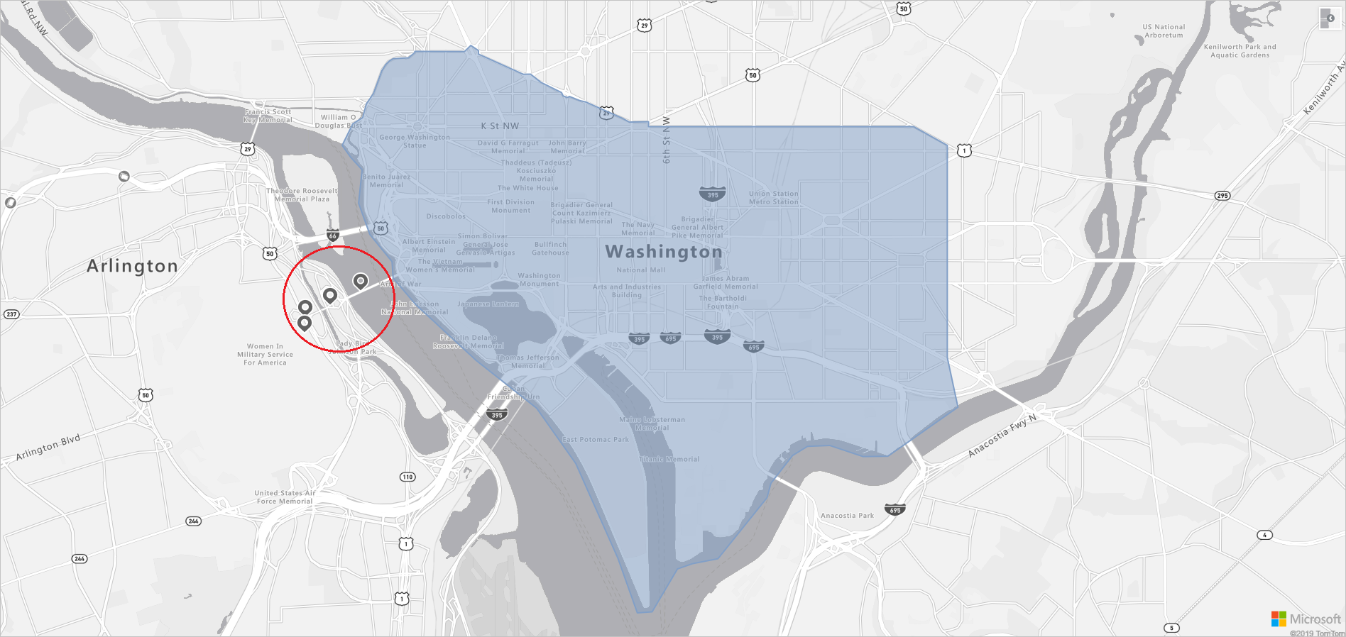 Harnessing the power of the Location of Things with Azure Maps