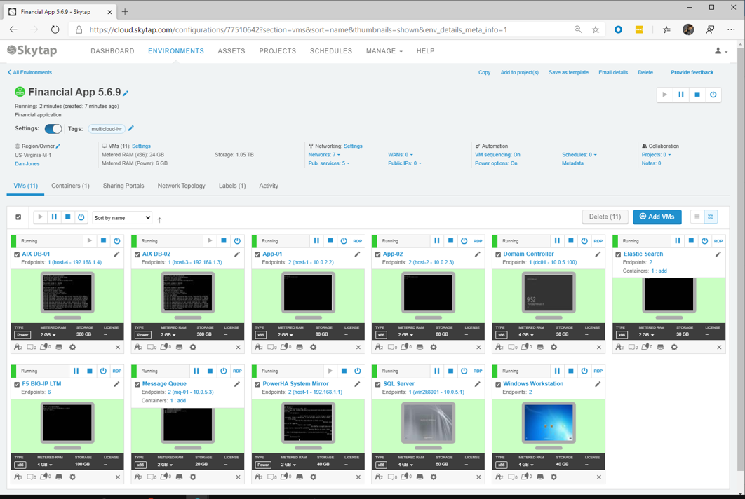 Accelerate Your cloud strategy with Skytap on Azure