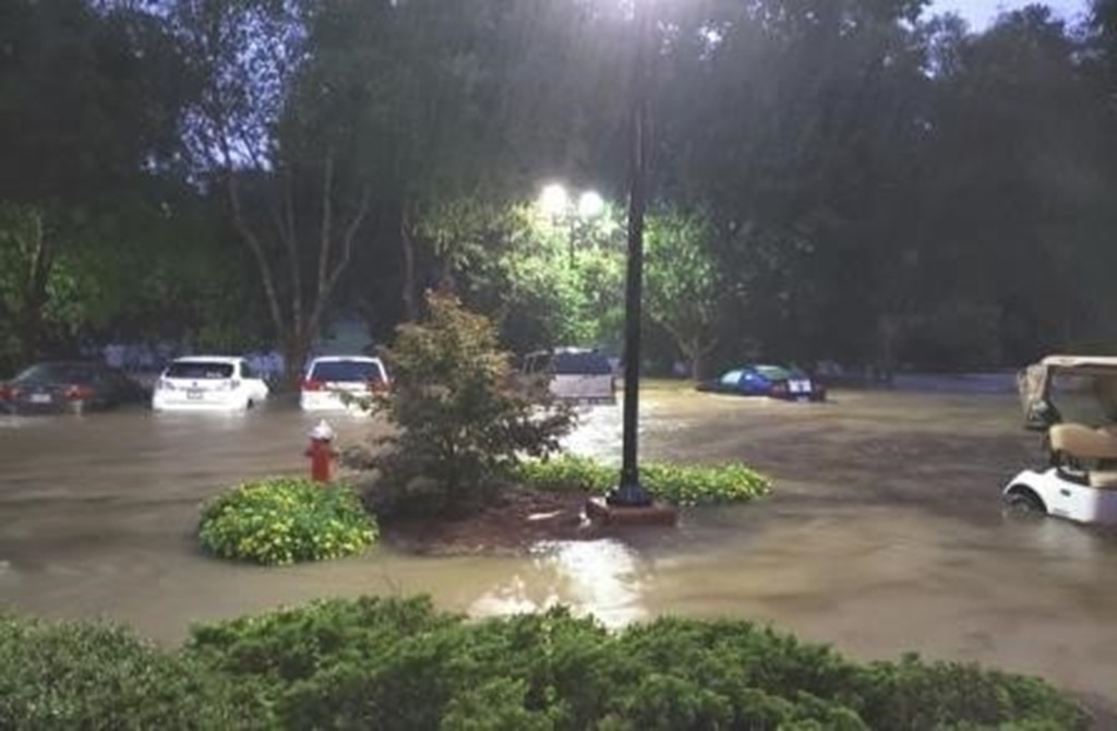 Town of Cary innovates flood prediction with IoT