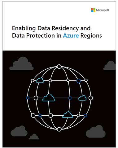 Making your data residency choices easier with Azure