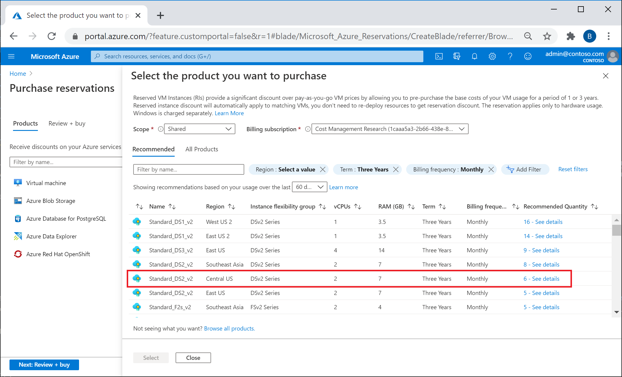 Azure Cost Management + Billing updates – August 2020